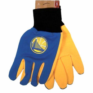 Other - Golden State Warriors NBA Utility Gloves Two Tone